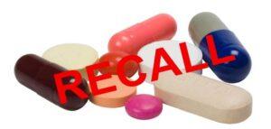 pill recall