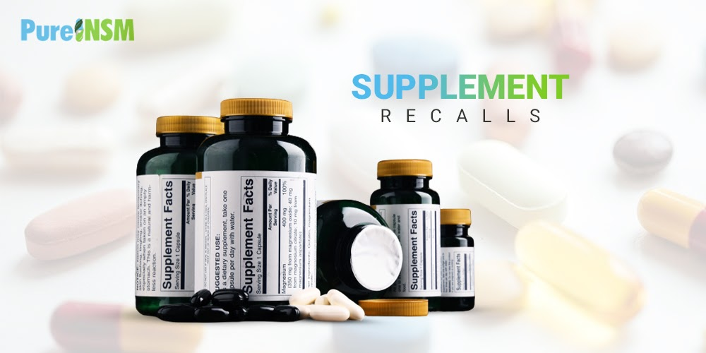 supplement recall - purensm