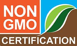 non GMO cert