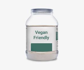 vegan friendly container