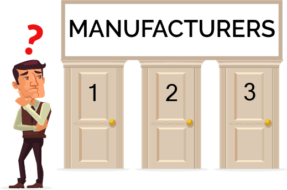 manufacture steps