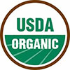 Organic Certified label