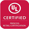 UL Certified label